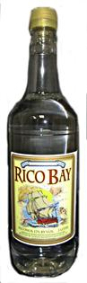 Rico Bay Rum Superior Gold 1.00l - Case of 12